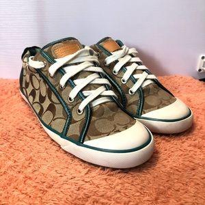 Coach Women's Barrett Sneakers Size 10